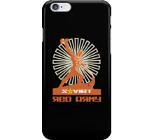 SOVIET RED ARMY SCULPTURE iPhone Case/Skin