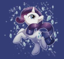 Rarity Shimmers by AylaStarDragon