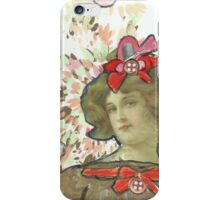 Buttons & Bows iPhone Case/Skin