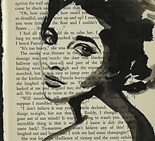Elizabeth Taylor by Sara Riches