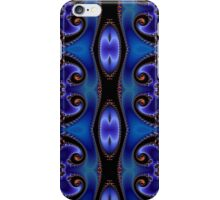 Blue Energy iPhone Case/Skin