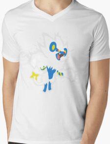 Luxray Mens V-Neck T-Shirt