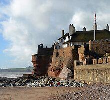 Clock Tower Tea Rooms, Sidmouth,Devon.UK by lynn carter