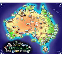 Iconic Australia Photographic Print