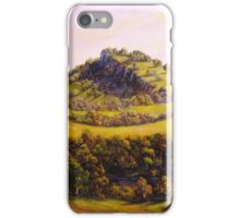 Mountain River View iPhone Case/Skin