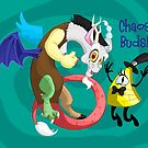 Chaos Buds! by LillyKitten