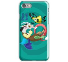 Chaos Buds! iPhone Case/Skin
