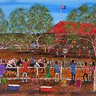 """Australia Day Race Meet""SOLD by EJCairns"