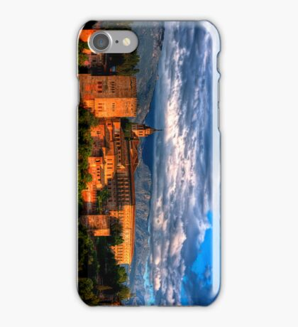 Alhambra HDR iPhone Case/Skin