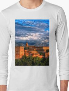 Alhambra HDR Long Sleeve T-Shirt
