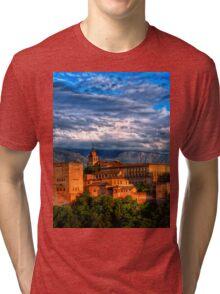 Alhambra HDR Tri-blend T-Shirt