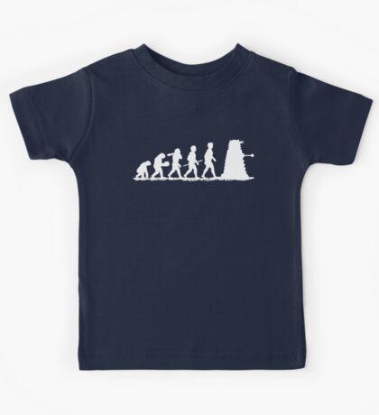 Evolution Dalek! Kids Tee