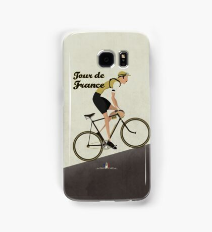 Tour De France Samsung Galaxy Case/Skin
