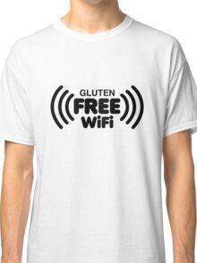 Gluten Free WiFi Classic T-Shirt