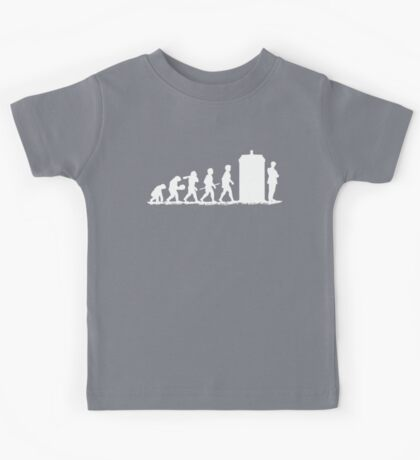 Evolution Doctor! Kids Tee