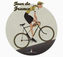 Tour De France Baby Tee