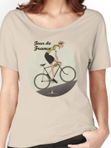 Tour De France Women's Relaxed Fit T-Shirt