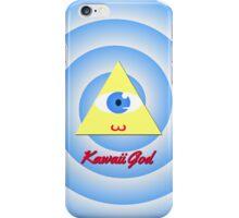 Kawaii God iPhone Case/Skin