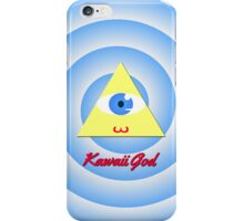 Kawaii God iPhone Case/Skin