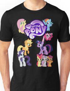 My Little Pony - Mane Cast Unisex T-Shirt