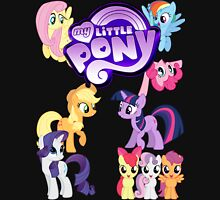 My Little Pony - Mane Cast Unisex T-Shirt