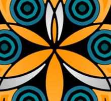 OctaFlower v2 Sticker