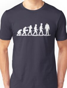 Evolution Heisenberg   Unisex T-Shirt