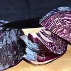 Cooking red cabbage by 7horses