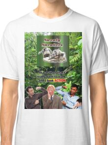 Its a Jungle Out There Classic T-Shirt