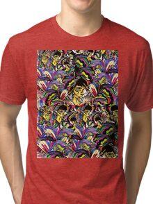 DOODLE FASHION  Tri-blend T-Shirt