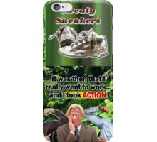 Its a Jungle Out There iPhone Case/Skin