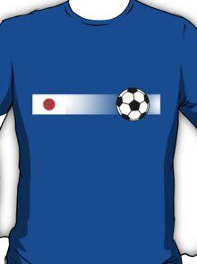 Football Stripes Japan T-Shirt