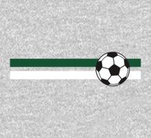 Football Stripes Algeria by sher00