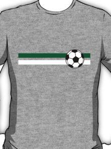 Football Stripes Algeria T-Shirt