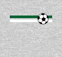 Football Stripes Algeria Unisex T-Shirt