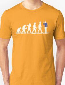 Evolution Spock! Unisex T-Shirt