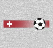 Football Stripes Switzerland by sher00