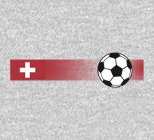 Football Stripes Switzerland by sher00