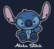 Aloha Stitch by LooneyCartoony