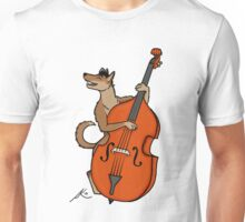 Ding, Rockabilly Bass Unisex T-Shirt
