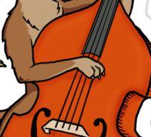 Ding, Rockabilly Bass Sticker