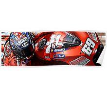 Ducati 69 Poster