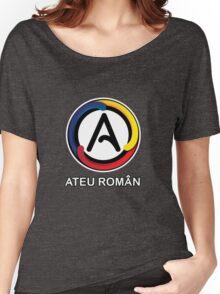 Ateu Român (România) Women's Relaxed Fit T-Shirt