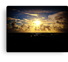 Glory in the Sky Canvas Print