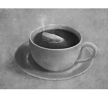 Whale in a Teacup  Photographic Print