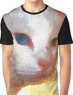 Character with texture Graphic T-Shirt