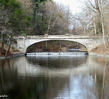 Vanderbilt Mansion Bridge by Snapshotsandra