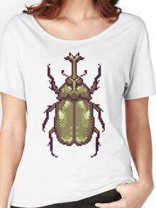 Rhino Beetle Women's Relaxed Fit T-Shirt