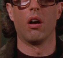 Jerry Seinfeld Glasses Sticker
