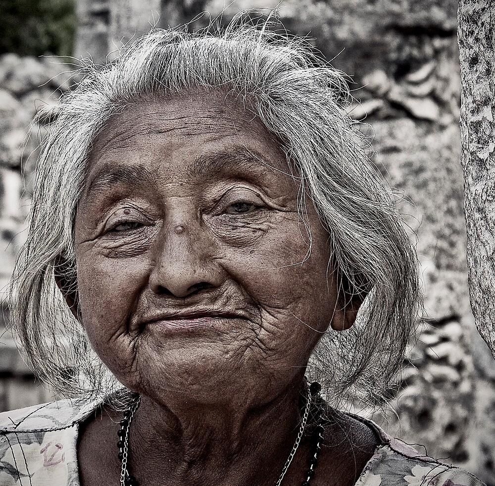 Yucatan Elder by Vincent Riedweg